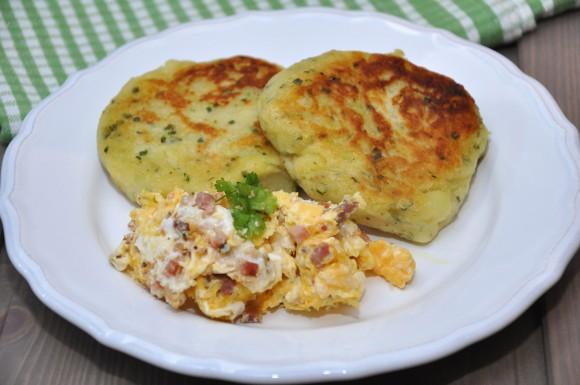 Kartoffel scones