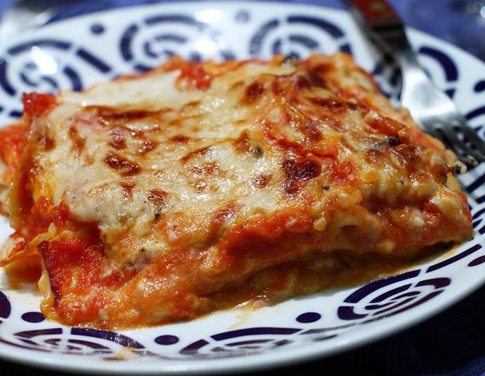 Lasagne opskrift (nem og let)